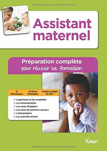 Assistant maternel - Préparation complète pour réussir sa formation