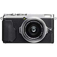 Fujifilm X70 16.3 MP Digital Camera - Silver