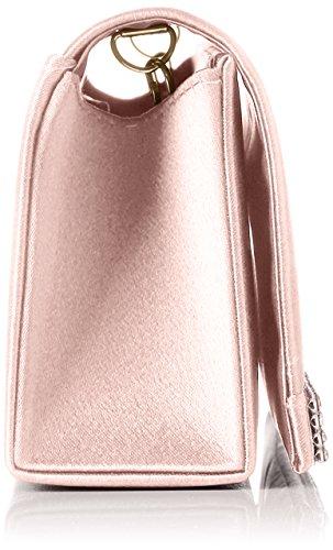 Bulaggi Damen Mabuse Clutch, 09x05x26 cm Pink (Pastel Rose)