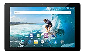 "Odys Rapid 10 LTE Tablette Tactile 10,1"" (25,65 cm) (16 Go, Android, 1 Port USB 2.0, 1 Prise jack, Noir)"