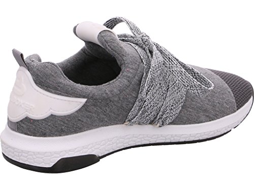 BULLBOXER  067003fst Grey, Mocassins pour femme Gris