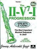 Jamey Aebersold Jazz: Vol 3, The II-V7-I Progression