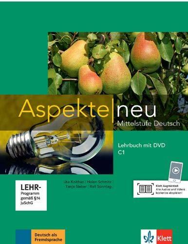 Aspekte. Lehrbuch. Per le Scuole superiori. Con DVD-ROM. Con espansione online: Aspekte neu c1, libro del alumnocon dvd: 3