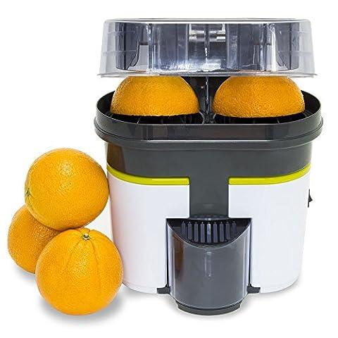 Turbo-exprimidor-Cecojuicer-Zitrus-de-doble-cabezal-que-tambin-corta-la-fruta
