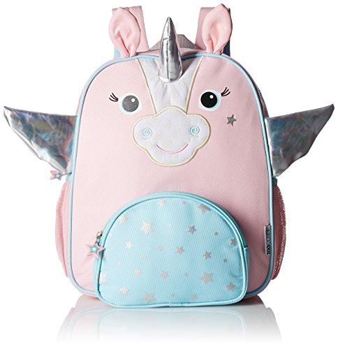 Zoocchini Kinder-Rucksack, Motiv: Allie das Einhorn, pink