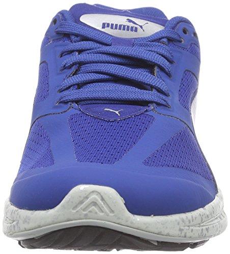 Puma  IGNITE Fast Forward, Sneakers basses mixte adulte Bleu (Limoges)