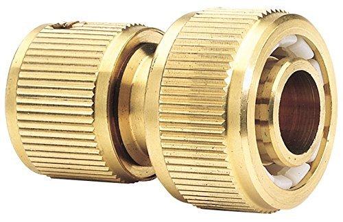 DRAPER Tools 3/4-Zoll Expert Messing BSP Zubehöranschluss, blau, GWB2A/H