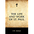 The Life and Work of St. Paul