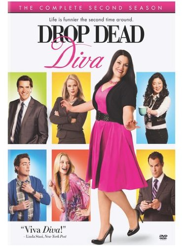 Drop Dead Diva: Season 2 [Import USA Zone 1]