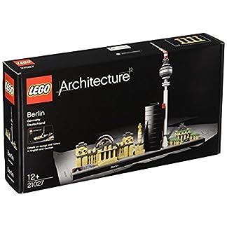 Lego Architecture – Juego de construcción Berlín (21027)