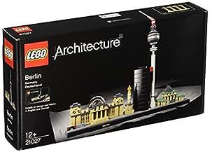 LEGO 21027 Architecture Berlin Skyline Building Set