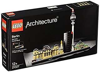 LEGO Architecture 21027 - Berlino (B012NOESIA) | Amazon price tracker / tracking, Amazon price history charts, Amazon price watches, Amazon price drop alerts