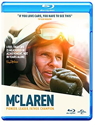 McLaren (Blu-Ray) [2017]