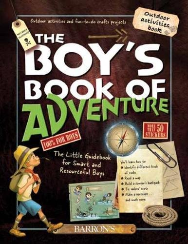 Boy's Book of Adventure par Michele Lecreux