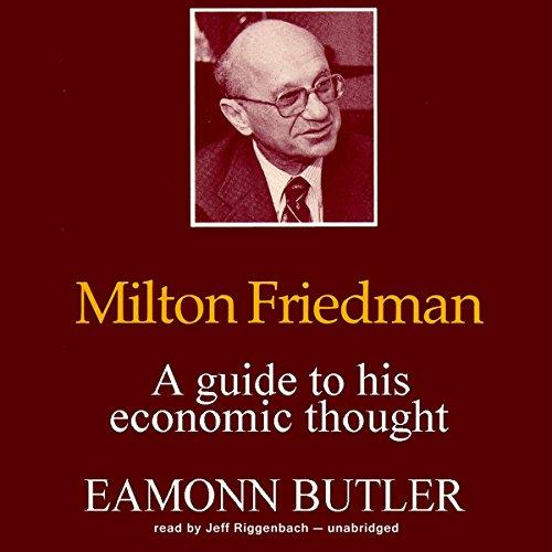 Milton Friedman  Audiolibri