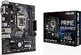 Asus PRIME H310M-A R2.0/CSM Scheda Madre, Intel LGA-1151 Micro ATX, DDR4 2666 MHz, SATA 6 Gbps e USB 3.1 Gen 1, Nero