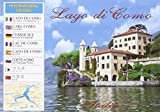 Il lago di Como. Guida international. Ediz. multilingue