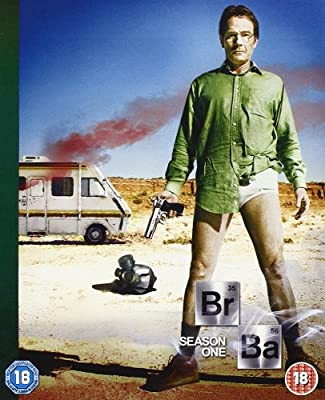 Breaking Bad: The Complete Series [Blu-ray] [Region Free]