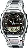 Casio Collection Herren-Armbanduhr Analog / Digital Quarz AW-81D-1AVES