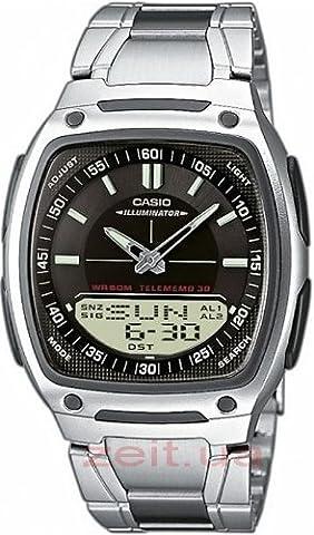 Casio Collection Herren-Armbanduhr Analog / Digital Quarz AW-81D-1AVES