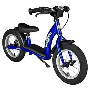 51WWw2jdvTL. SS300 BIKESTAR Bicicletta Senza Pedali 3-4 Anni per Bambino et Bambina Bici Senza Pedali Bambini con Freno 12 Pollici Classico