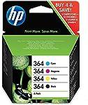 HP 364 - Cartucho de tinta...