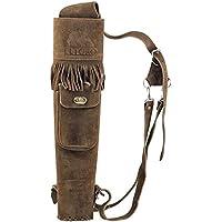 Zubehör Köcher El Toro Rückenköcher Mit Großer Tasche Ii Traditioneller Köcher Lederköcher