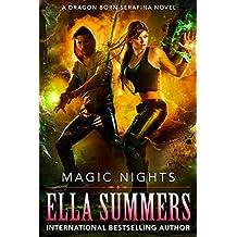 Magic Nights: Extended Edition (Dragon Born Serafina Book 3) (English Edition)