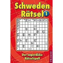 Schweden-Rätsel 1: Der superdicke Rätselspaß