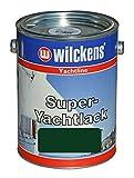 Wilckens Yachtline Super-Yachtlack 750ml, Farbe:RAL 6005 moosgrün, Größe:Standard