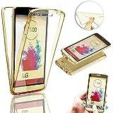 Coque LG K7 TPU Case Cover Absorption de Choc Hull, Vandot LG K7 Etui Silicone Souple Transparente Case Très Légère Housse Ajustement Parfait Coque pour LG K7 Etui-OR
