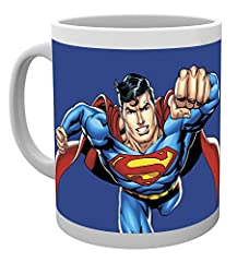 Idea Regalo - GB eye LTD, DC Comics, Liga de la justicia Superman, Tazza