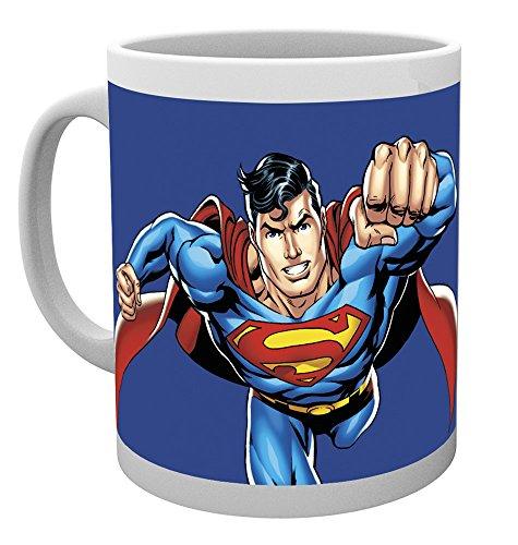 GB eye LTD, DC Comics, Liga de la justicia Superman, Tazza