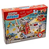 Science4you-Robotics Robotics Alfabot 3 En 1-Juguete Científico Y Educativo Stem para niños +8 años, Multicolor, Regular (605176)