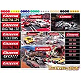 Carrera 71160 Logos sheet stickers