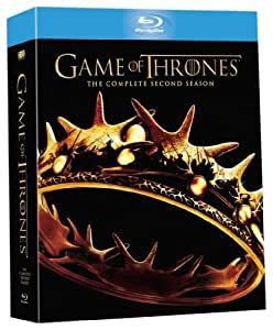 Game of Thrones - Die komplette zweite Staffel (+ Pin) (exklusiv bei Amazon.de) [Blu-ray]
