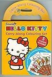 Hello Kitty: Carry Along Colouring Set