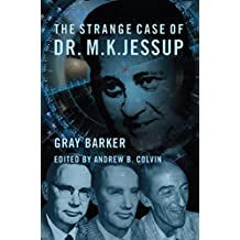The Strange Case of Dr. M.K. Jessup (English Edition)