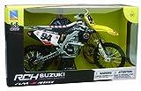 NewRay 49483 - Modell-Cross Motorrad 'Yoshimura Suzuki RMZ 450 2014 - James Stewart ' 1:6