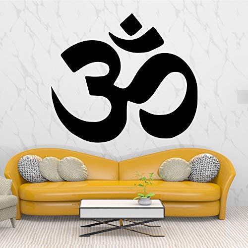 Exquisite Symbol wandaufkleber selbstklebend abnehmbare Schlafzimmer Dekoration Wohnzimmer Wand Hintergrund abnehmbare Kunst Aufkleber 30x33 cm