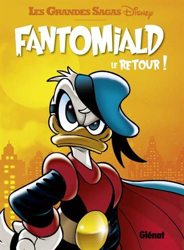 Fantomiald - Tome 2 : le retour par Collectif Disney