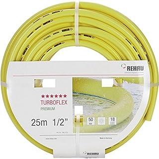 Aqua2go Wasserschlauch 1/2Inch 50m Yellow