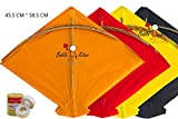 #6: 100% Tested 40 Cheel Fighter Kites to Fly + Free Shipping + Free Goodies