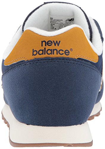 Nuovo Equilibrio Herren 373 Sneaker Blau (blu / Giallo)