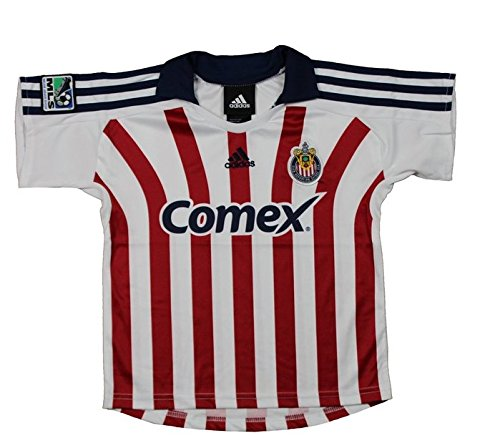 adidas-club-deportivo-chivas-usa-mls-infants-away-replica-jersey-polo-top-white-red
