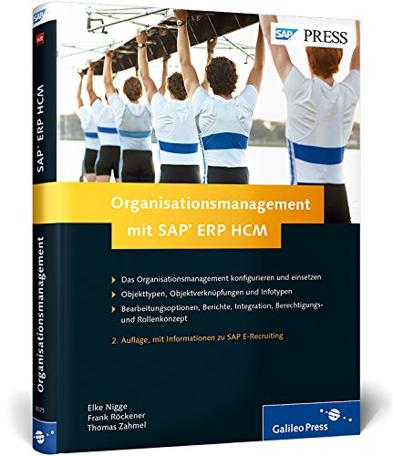 Organisationsmanagement mit SAP ERP HCM (SAP PRESS)