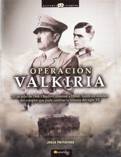 Operación Valkiria descarga pdf epub mobi fb2
