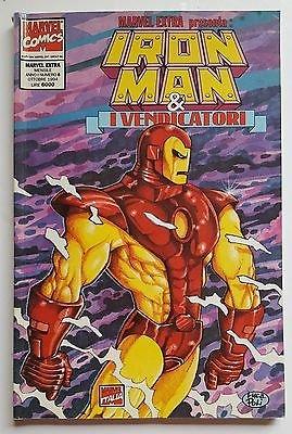 Marvel Extra n. 6 Iron Man & i Vendicatori ed. Marvel Italia