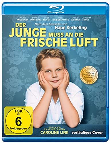 Preisvergleich Produktbild Der Junge muss an die frische Luft [Blu-ray]
