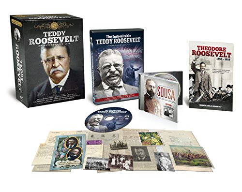 Teddy Roosevelt: The Heritage Collection [DVD] [Import] (Roosevelt Dvd Teddy)